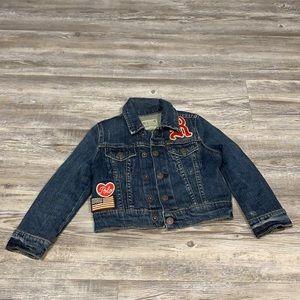 Ralph Lauren toddler jeans jacket